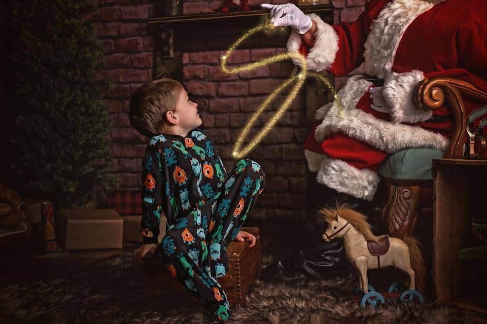 Photo by Our Santa Experience Student Carrie Johnson