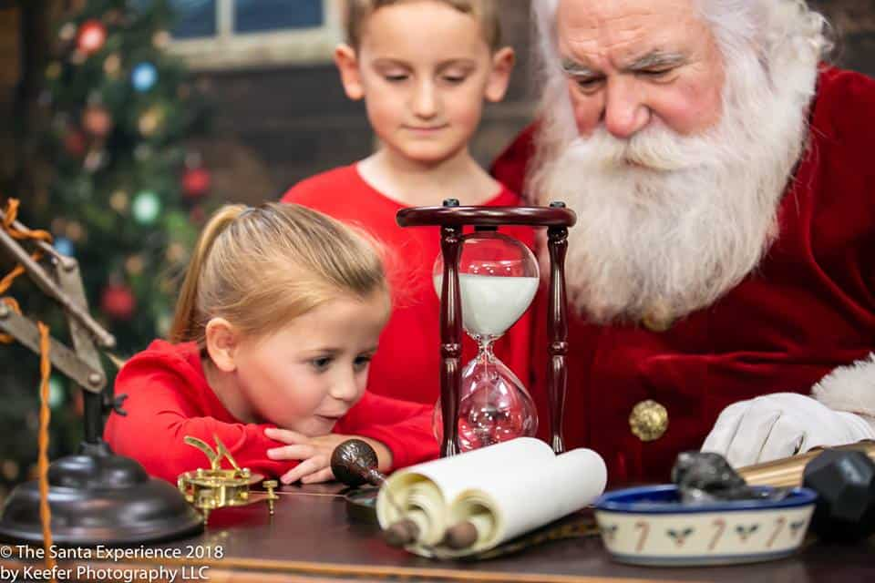 Photo by Our Santa Experience Students Jerry & Lori Keefer