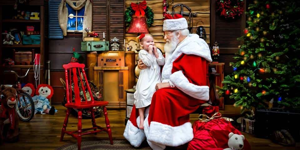 Photo by Our Santa Experience Student Tim Turnmire